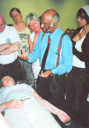 Practical Demonstration of Bhupendra Techniques in Oslo, Norway - May 9th - 12th, 2008